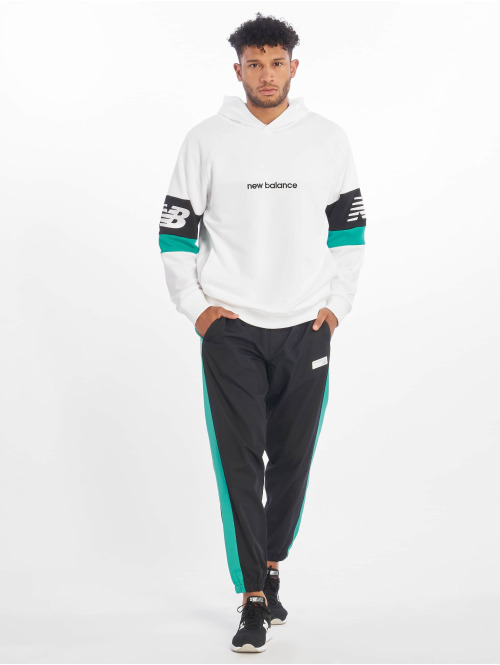 New Balance Pullover Mt93503 weiß