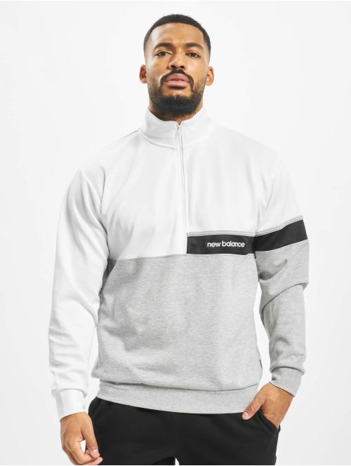 New Balance Pullover MT93501 weiß