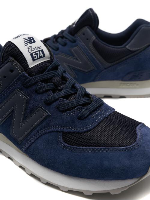 New Balance Sneaker Ml574etb blau