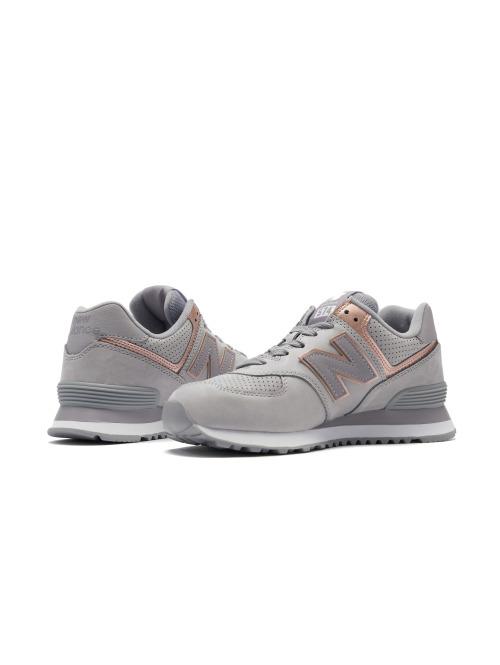 New Balance Sneaker Wl574nbn blau