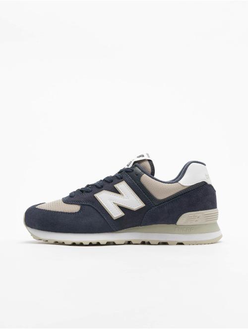 New Balance Sneaker ML574ESQ blau
