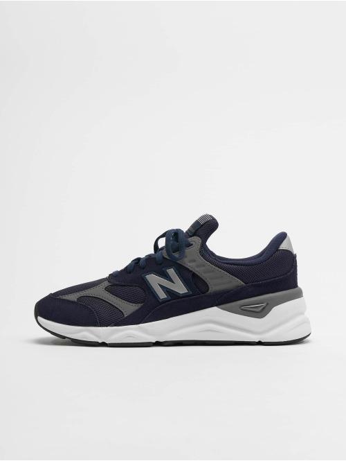New Balance Sneaker X 90 blau