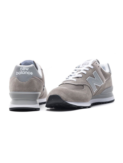 New Balance Sneaker WL574EG GREY DAY grau