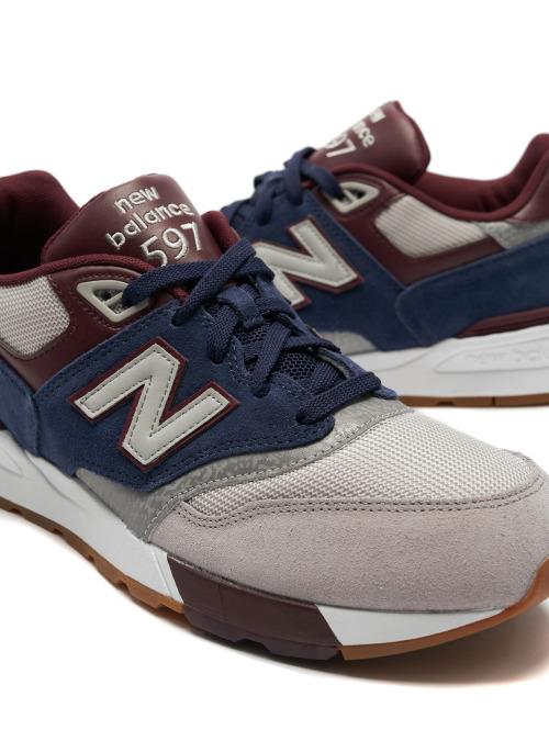 New Balance Sneaker Ml597gnb grau