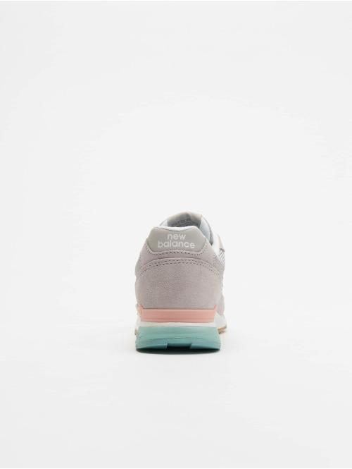 New Balance Sneaker WL840 grau