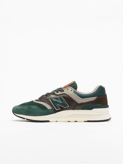 New Balance Sneaker CM997 D grün