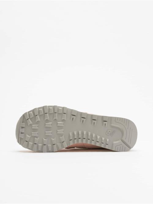 New Balance Sneaker WL574 pink