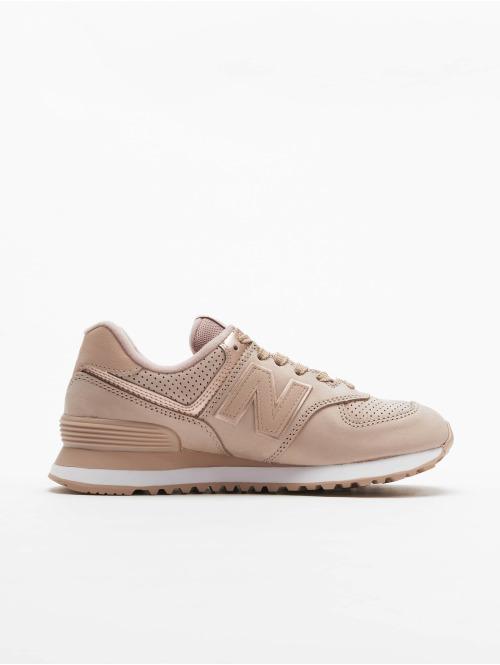 New Balance Sneaker Wl574nbm rosa