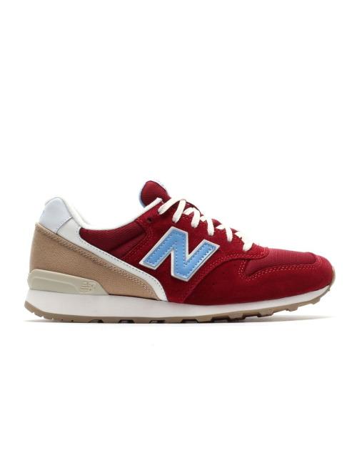 New Balance Sneaker Wr996hf rot