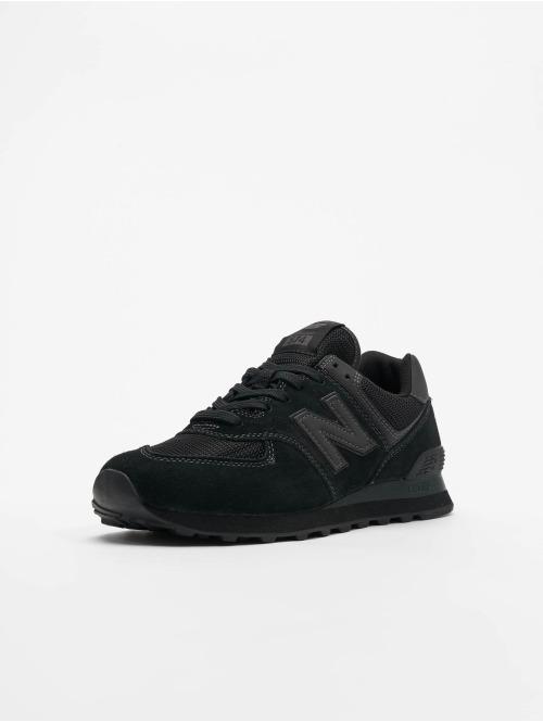 New Balance Sneaker 574 schwarz
