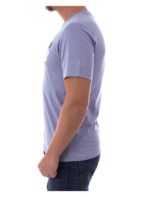New Balance T-Shirt  blau