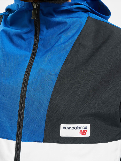 New Balance Übergangsjacke Athletics blau