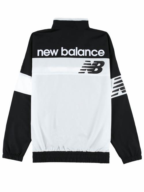 New Balance Übergangsjacke Athletics schwarz