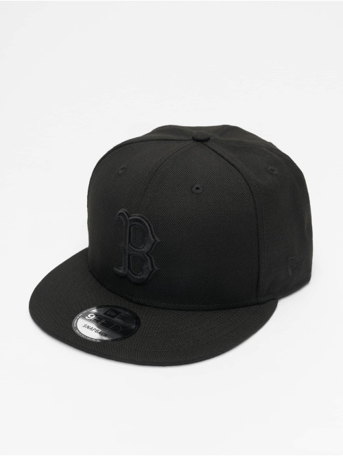 New Era Casquette Snapback & Strapback MLB Boston Red Sox 9Fifty noir