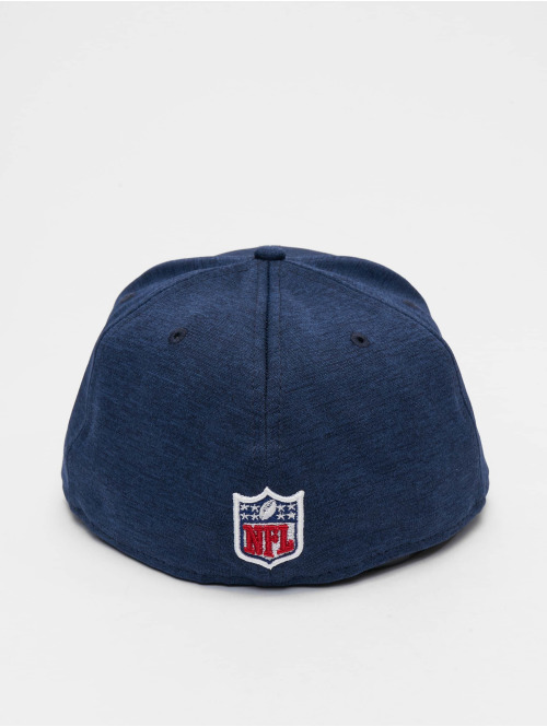 New Era Fitted Cap Era Shadow Tech blau
