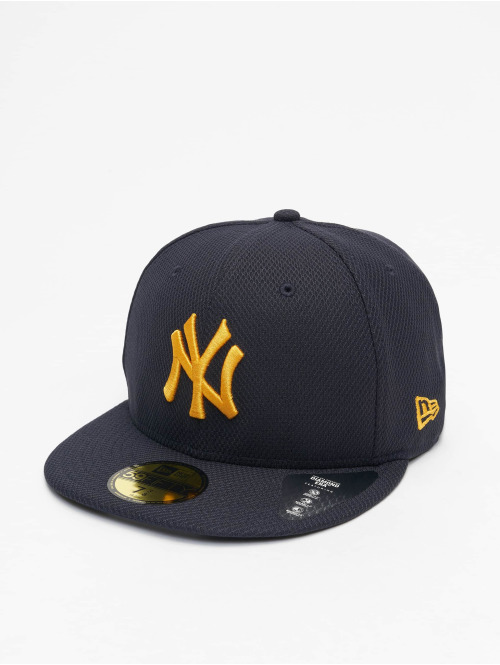 New Era Fitted Cap MLB NY Yankees Diamond Era 59Fifty blau
