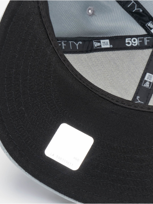 New Era Fitted Cap Shadow Tech Oakland Raiders 59Fifty grau