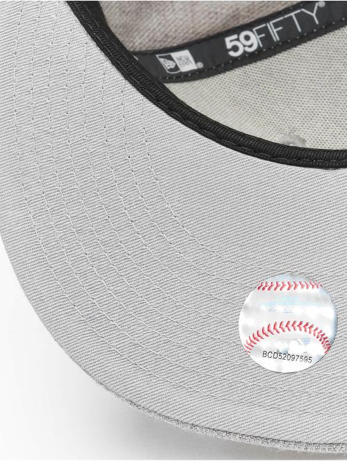 New Era Fitted Cap MLB NY Yankees 59Fifty grau