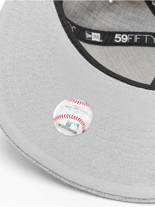 New Era Fitted Cap MLB LA Dodgers 59Fifty grau