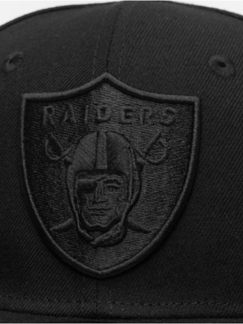 New Era Fitted Cap NFL Oakland Raiders Poly Tone 59fifty schwarz