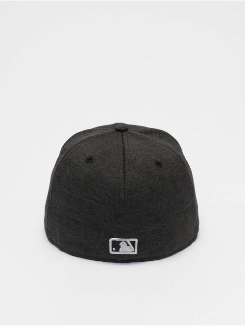 New Era Fitted Cap MLB Detroit Tigers Shadow Tech 59fifty schwarz