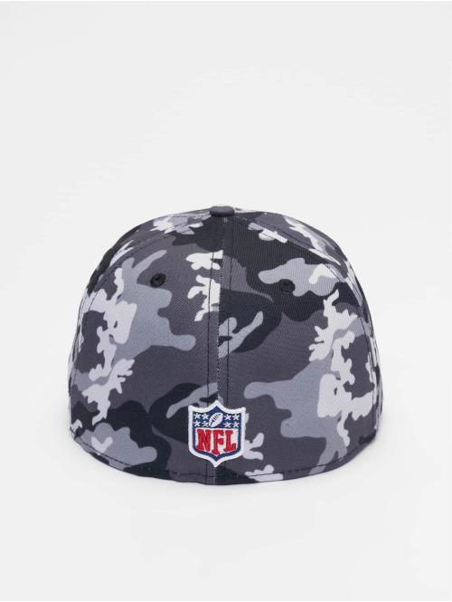 New Era Fitted Cap NFL Oakland Raiders Camo 59fifty schwarz