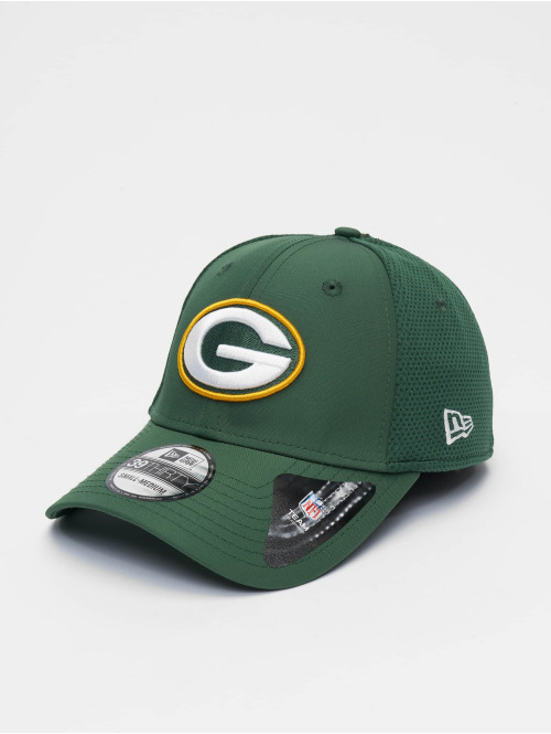 New Era Flexfitted Cap NFL Green Bay Packers Featherweight 39thirty Flexfitted Cap bunt