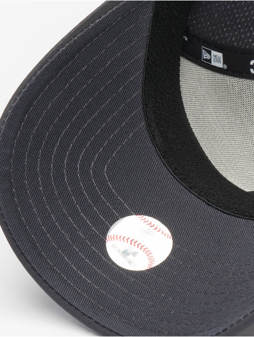 New Era Flexfitted Cap MLB Los Angeles Dodgers Featherweight 39thirty grau