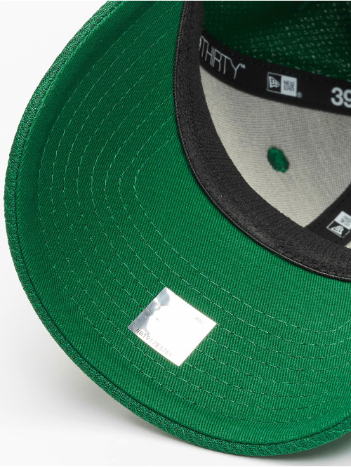 New Era Flexfitted Cap NBA Boston Celtics Diamond Era 39thirty grün