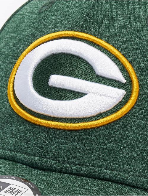 New Era Flexfitted Cap NFL Green Bay Packers Shadow Tech 39thirty grün