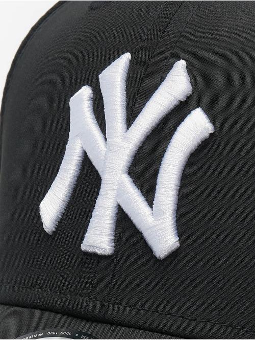 New Era Flexfitted Cap MLB New York Yankees Featherweight 39thirty schwarz