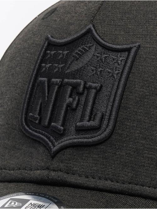 New Era Flexfitted Cap NFL Shadow Tech 39thirty schwarz