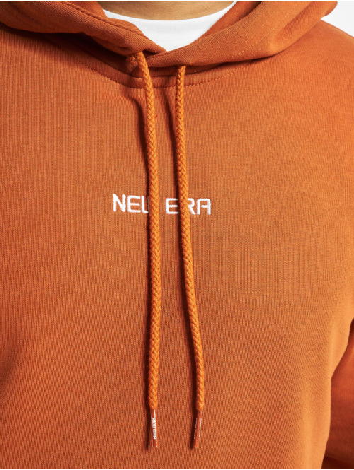 New Era Hoody Essential braun