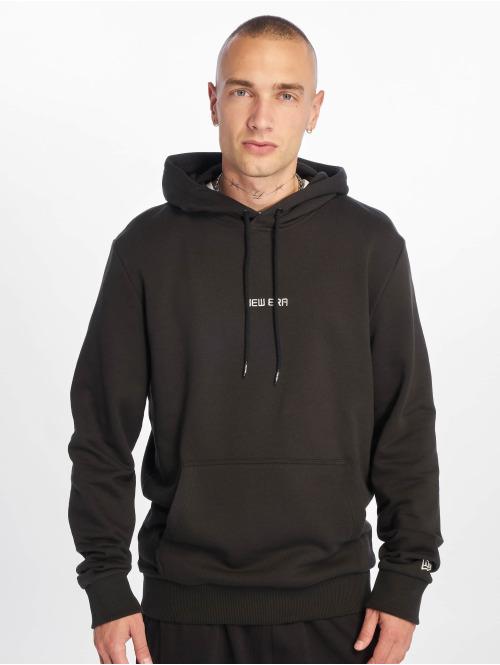 New Era Hoody Essential schwarz