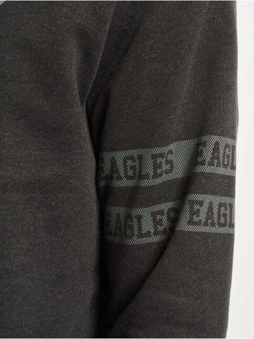 New Era Hoody NFL Philadelphia Eagles Tonal schwarz
