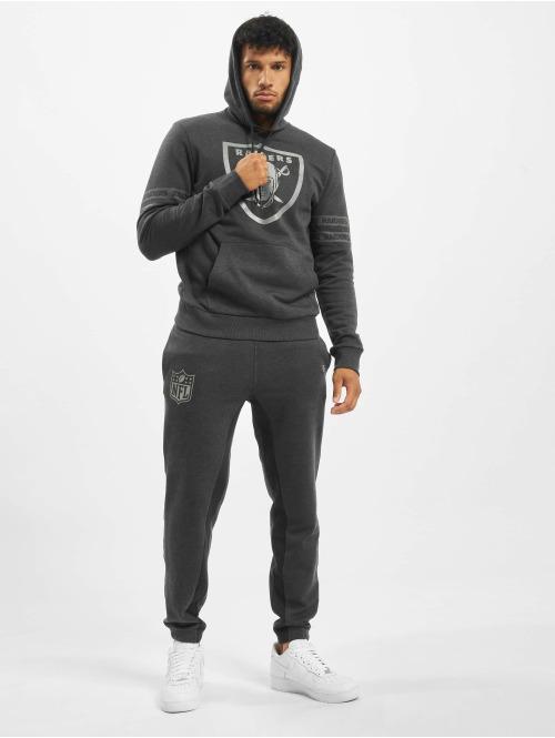 New Era Hoody NFL Oakland Raiders Tonal schwarz