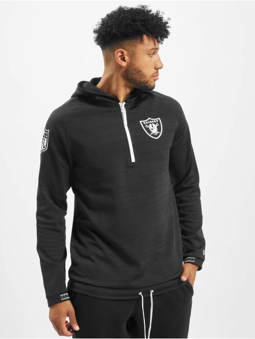 New Era Hoody NFL Oakland Raiders Engineered schwarz