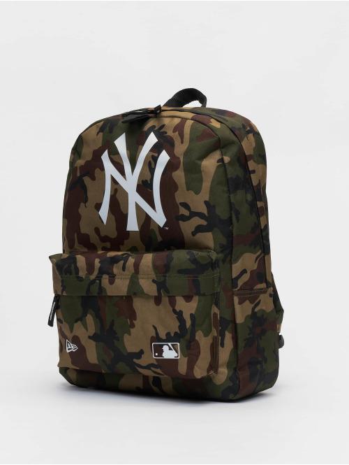 New Era Rucksack MLB New York Yankees Stadium camouflage