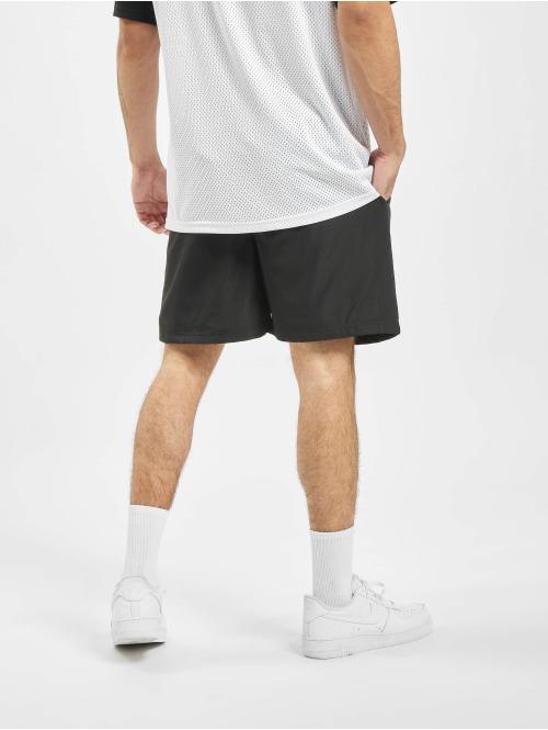 New Era Shorts NFL Oakland Raiders Team Logo And Wordmark schwarz