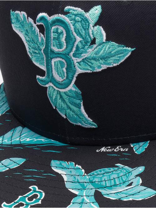 New Era Snapback Cap MLB Boston Red Sox Desert Island 9fifty blau