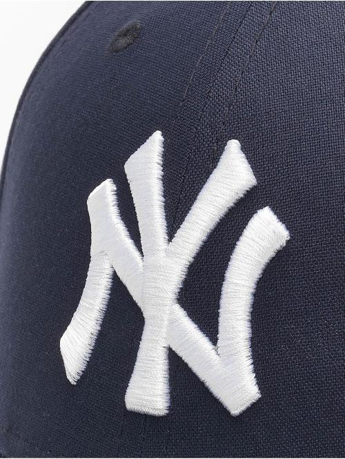 New Era Snapback Cap MLB NY Yankees Chambray League blau