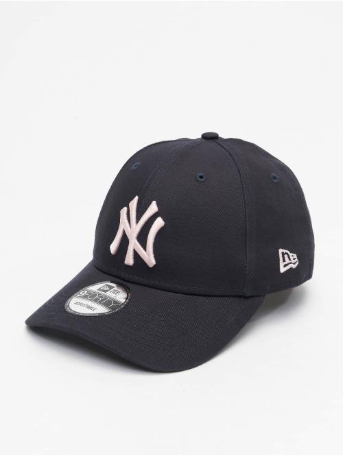New Era Snapback Cap MLB NY Yankees 9Forty League Essential blau