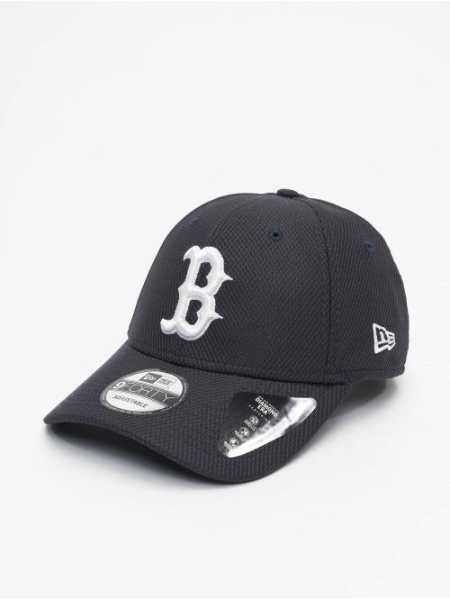 New Era Snapback Cap MLB Boston Red Sox Diamond Era 9Forty blau