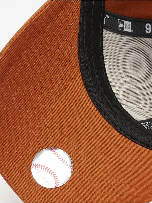 New Era Snapback Cap LA Dodgers braun
