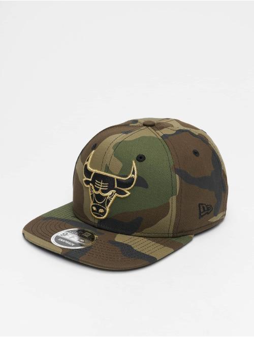 New Era snapback cap NBA Chicago Bulls 9Fifty Original Fit camouflage