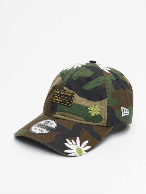 New Era Snapback Cap Military Flower 9Forty camouflage