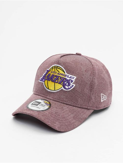 New Era Snapback Cap NBA LA Lakers Engineered Plus Aframe rot