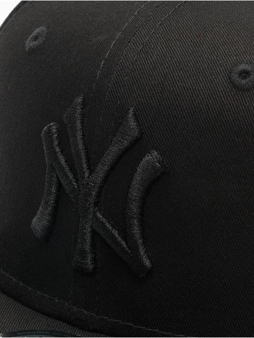 New Era Snapback Cap MLB NY Yankees schwarz