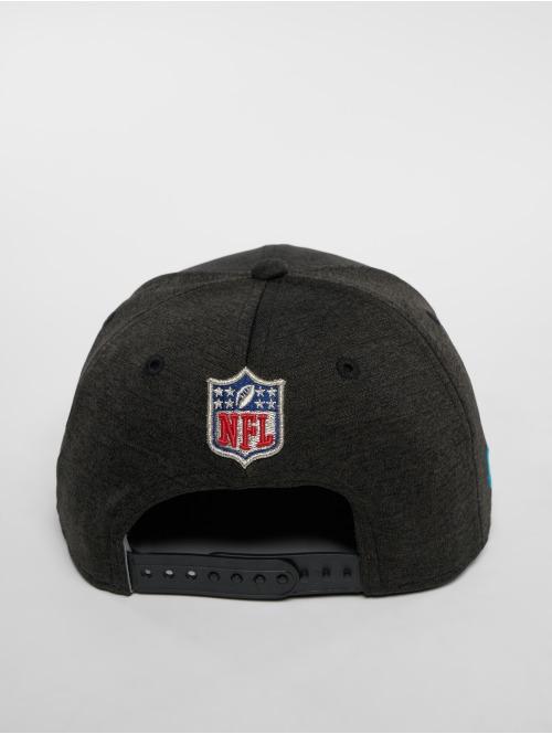 New Era Snapback Cap NFL Carolina Panthers 9 Fifty schwarz