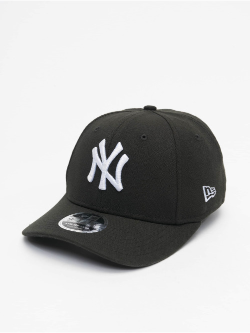 New Era Snapback Cap MLB Stretch Snap NY Yankees 9fifty schwarz